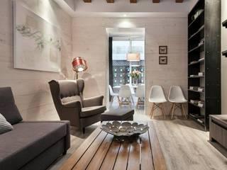 Time2dsign: modern tarz Oturma Odası