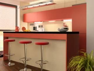 Villa Privata Cucina moderna di Diorama Snc Moderno