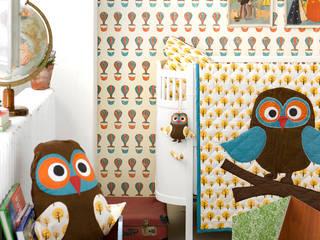 Hippe jongens kamers van Ferm Living van De Kleine Generatie Scandinavisch
