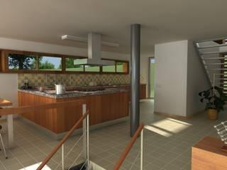 Casa Privata: Cucina in stile  di Diorama Snc