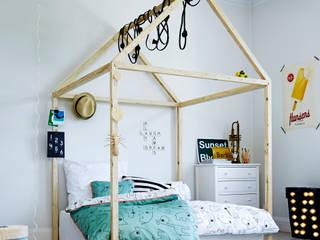 Hippe jongens kamer van Done by Deer:   door De Kleine Generatie