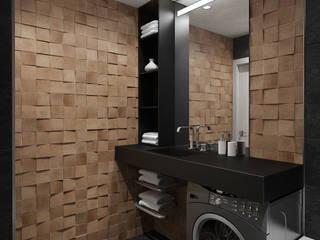 Bathroom by tim-gabriel, Industrial