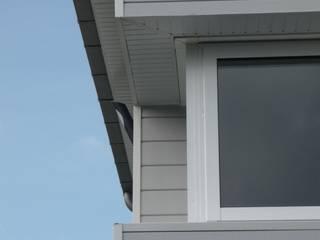 CONSTRUCTIONS NEUVES: Maisons de style  par LM conception