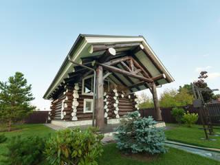 Casas de estilo rústico de Smart Wood Rústico