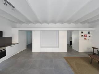 Salle à manger moderne par AFarquitectura Moderne