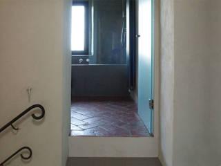 DPd Delogu Pettini Architetti Associati Colonial style windows & doors