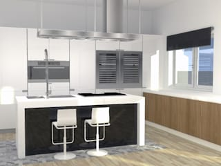 Modern Kitchen by Valentina Cassader Modern
