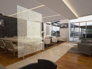 Modern hotels by Diseño Distrito Federal Modern