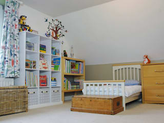 Flat in Tunbridge Wells Modern nursery/kids room by Bandon Interior Design Modern