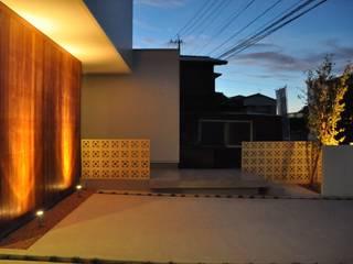 株式会社アトリエカレラ Casas modernas