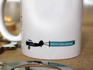 Le mug des hommes célibataires qui s'assument par PIOU créations Moderne