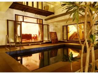 URBAN NEST Modern garden by Aadyam Design Studio Modern