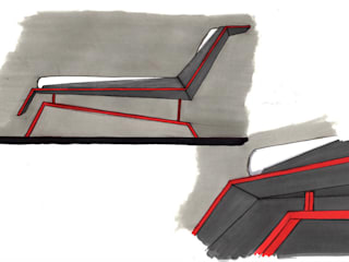Concept méridienne MT 1.1:  de style  par timothée tibi AID