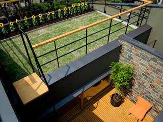 โดย group-scoop architectural design studio สแกนดิเนเวียน