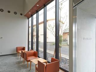 M社ビル: 弘中建築設計事務所が手掛けたオフィスビルです。