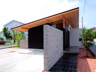 Jardines de estilo escandinavo de group-scoop architectural design studio Escandinavo