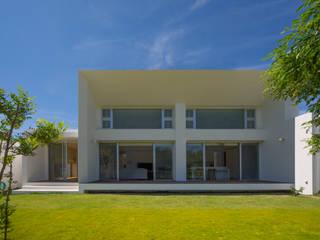 沖縄県うるま市の家 モダンな 家 の 建築工房 亥 モダン