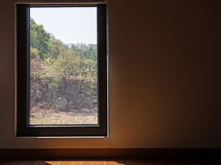 Seo-Kyeong-Dab-Ka (西景答家) Fenêtres & Portes modernes par KAWA Design Group Moderne