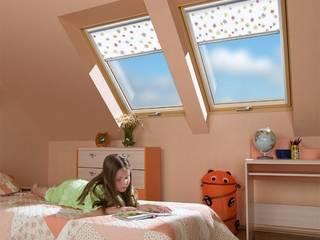 Fakro Pivot Çatı Pencereleri Ventanas y puertasDecoración de ventanas