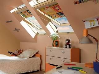 ريفي  تنفيذ Fakro Pivot Çatı Pencereleri, ريفي