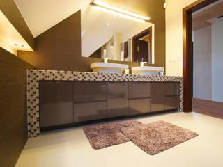 Łazienka: styl , w kategorii Łazienka zaprojektowany przez ArtDecoprojekt ,