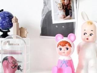 Sfeerverlichting op de meisjeskamer:   door Girlslabel
