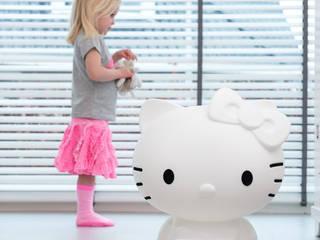 Figuurlamp in de kinderkamer:   door Girlslabel