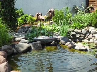 Swimming pond by Kupferreich Kft.,
