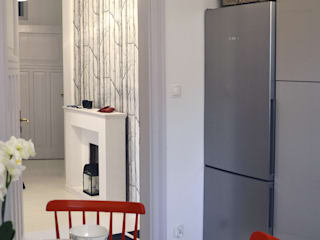 Modern kitchen by DoMilimetra Modern