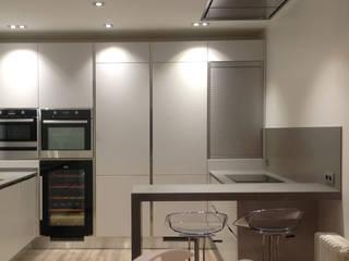 COCINA: Cocinas de estilo  de Arquitect&Deco Bcn. SL.