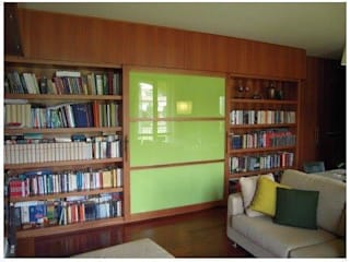 CORDEL s.r.l. Moderne Wohnzimmer