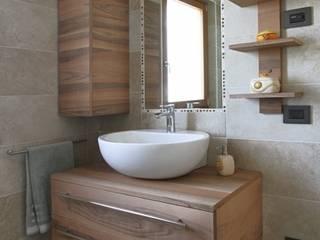 CORDEL s.r.l. Minimalistische Badezimmer