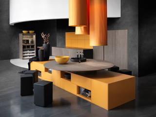 Кухни в эклектичном стиле от Dick Küchen Эклектичный