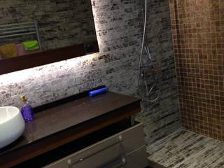 HEBART MİMARLIK DEKORASYON HZMT.LTD.ŞTİ. – Tarık Meydancı Eci: modern tarz Banyo
