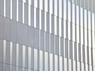 Facade pattern:  Schools by Brisac Gonzalez Architects