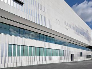 Facade:  Schools by Brisac Gonzalez Architects