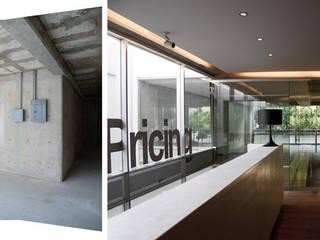 Aménagement de bureau - 350m2 par Createurs d'interieur Aix-en-Provence