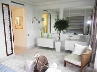 JOL-wnętrza Dormitorios de estilo moderno