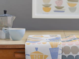 Tea Towels: modern  by Zoe Attwell, Modern