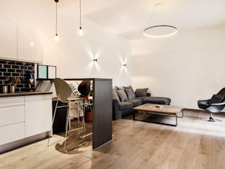 Appartement Paris VIII:  de style  par Unlimited Design Lab