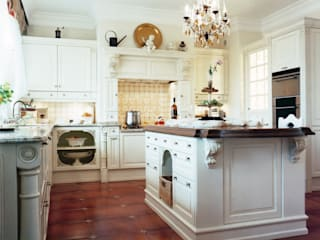 Eclectic style kitchen by JOL-wnętrza Eclectic