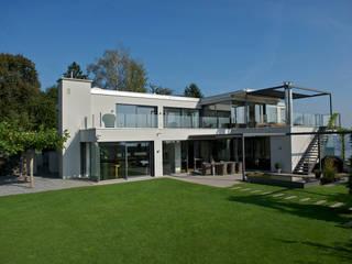 Dr. Schmitz-Riol Planungsgesellschaft mbH Casas modernas: Ideas, imágenes y decoración