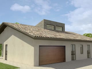 Casas de estilo clásico de Valentina Cassader Clásico