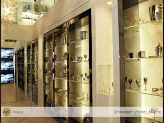 Zepter Showroom di A2T Moderno