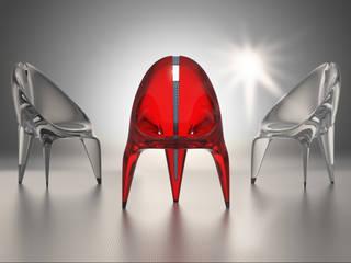 Nidoo Chair: modern  von ThomasCleverDesign,Modern