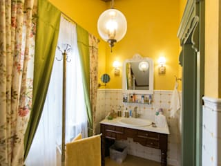 Country style bathroom by Студия интерьерного декора PROSTRANSTVO U Country