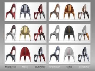 Chair and Sofa Design Studies von ThomasCleverDesign Ausgefallen