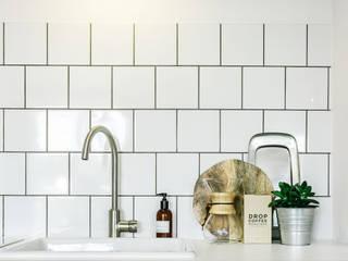 Odwzorowanie Eclectic style kitchen