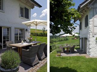Dr. Schmitz-Riol Planungsgesellschaft mbH Balcones y terrazas rurales