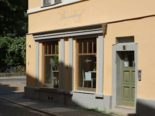 Dr. Schmitz-Riol Planungsgesellschaft mbH Gastronomia in stile classico